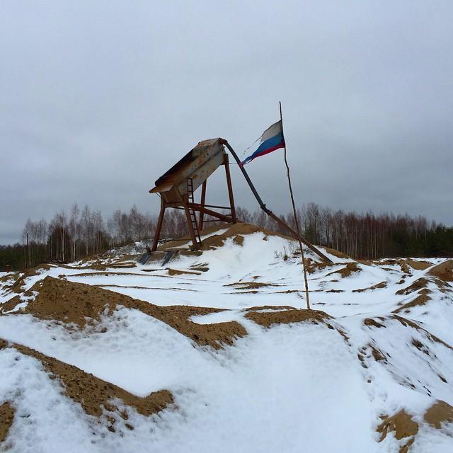 #патриотам В России открылся современный завод по добыче песка!