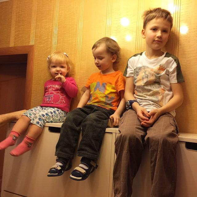 Племянники перфекциониста отсортированы по росту