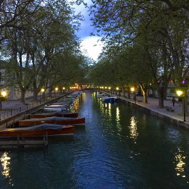 Неожиданная Венеция рядом с Женевой