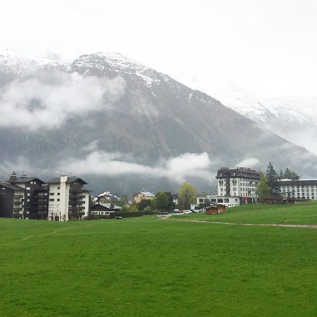 Mont-Blanc 4800m