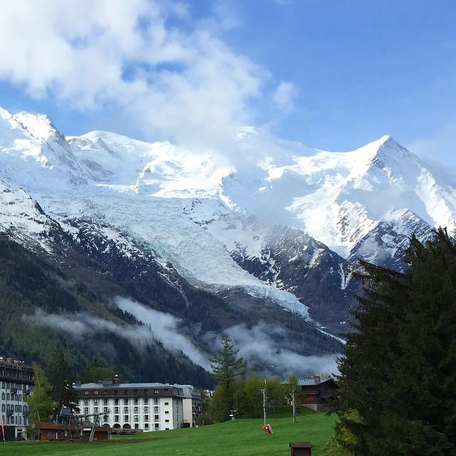 Лучше гор могут быть только снежные горы