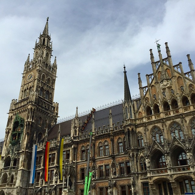 Готический Мюнхен