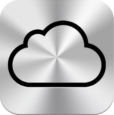 iCloud icon иконка