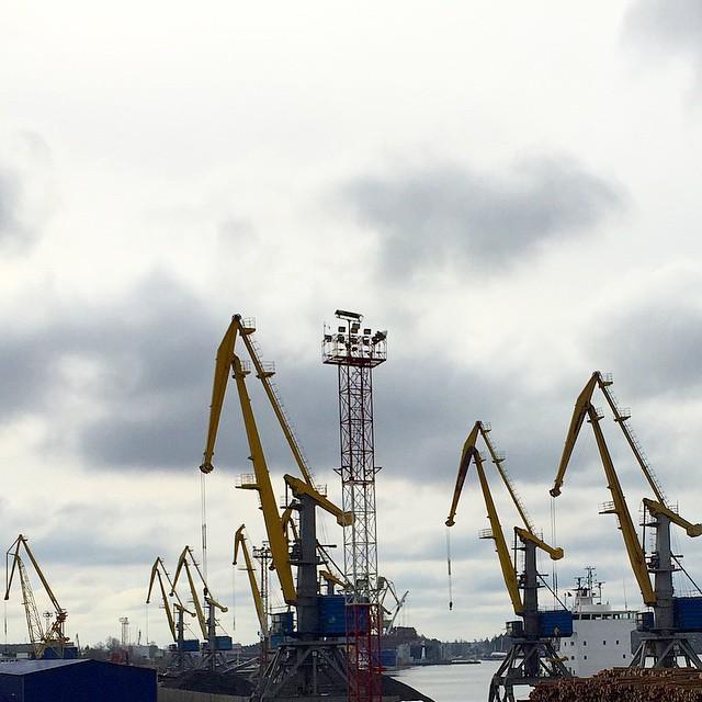 Выборгский порт
