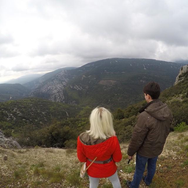 Тысяча метров над уровнем моря