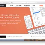 Ulysses — приложение для писателей