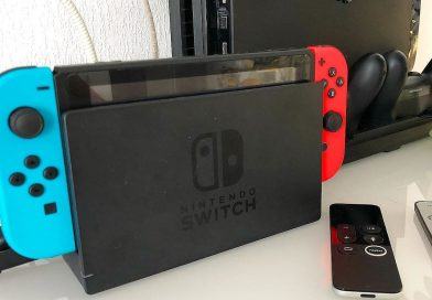 Nintendo Switch ради игры года.