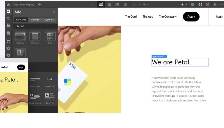 No code. Создаем программные продукты в визуальных редакторах.